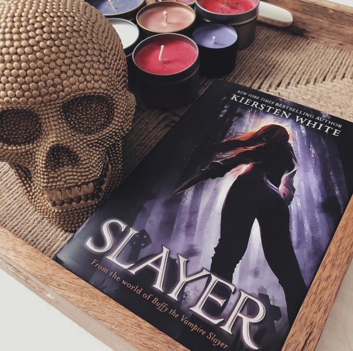 Slayer (Slayer #1)