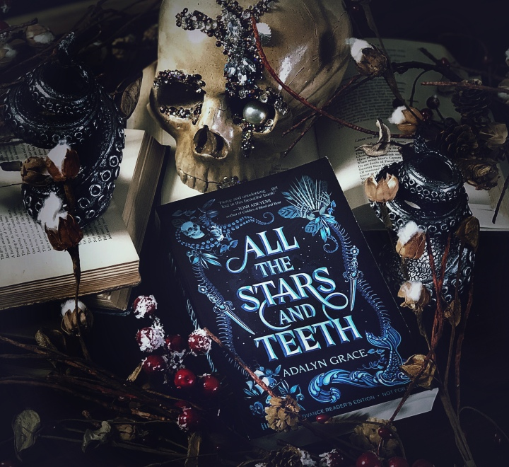 All the Stars and Teeth Blog Tour!